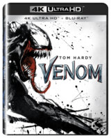 Venom Ultra HD Blu-ray