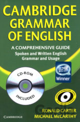 Cambridge Grammar of English