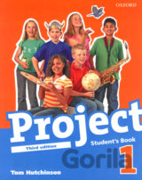 Project, 3rd Edition 1 Student's Book (Hutchinson, T.) [Paperback]