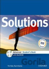 Solutions Advanced Student's Book + MultiROM Pack (Falla, T. - Davies, P.)