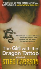 The Girl with the Dragon Tattoo (Stieg Larsson)