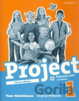 Project, 3rd Edition 1 Workbook + CD (SK Edition) (Hutchinson, T.) [Paperback]