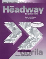 New Headway Upper-Intermediate Workbook without Key (Soars, J. + L.) [paperback]