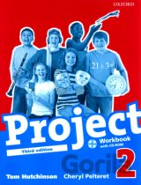Project, 3rd Edition 2 Workbook + CD IE (Hutchinson, T.) [Paperback]