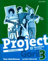 Project, 3rd Edition 3 Workbook + CD IE (Hutchinson, T.) [Paperback]