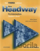 New Headway Pre-Intermediate 3rd Edition Teacher's Book (Soars, L. + J.) [paper