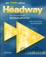 New Headway Pre-Intermediate 3rd Edition Workbook without Key (Soars, L. + J.)