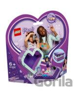Spoločenská Hra Lego Friends 41355 Emmin Srdiečkový Box Za 666