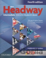 New Headway Intermediate Maturita Student's Book with iTutor DVD-ROM