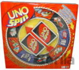 UNO karty Spin