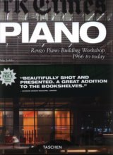 Piano : Renzo Piano Building Workshop 1966 to Today (Philip Jodidio) (Hardback)