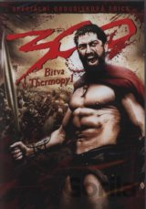300: Bitva u Thermopyl (2 DVD)