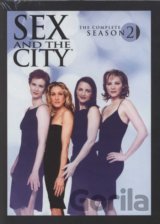 Sex And The City - Season 2 (3 DVD - bez dabingu)