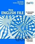 New English File Pre-Intermediate Workbook + CD ROM pack (Clive Oxenden)