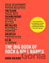 The Big Book of Rock and Roll Names