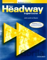 New Headway Pre-Intermediate Workbook without Key (Soars, J. + L.) [paperback]