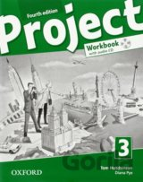 Project Fourth Edition 3 Workbook with Audio CD and Online Practice (Internation