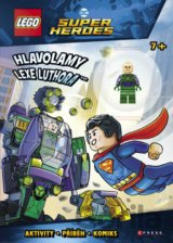 LEGO DC Super Heroes: Hlavolamy Lexe Luthora