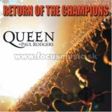 Queen/Paul Rodgers: Return Of The Champions