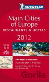 Michelin Guide: Main cities of Europe 2012