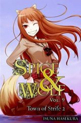 Spice and Wolf (Volume 9)