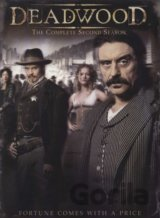 Deadwood: sezóna 2   (4DVD)