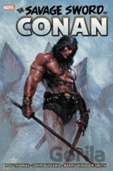 The Savage Sword of Conan (Volume 1)