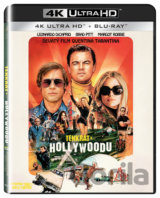 Tenkrát v Hollywoodu Ultra HD Blu-ray