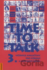 Time to Talk 3. (Tomáš Gráf; Sarah Peters) [EN]