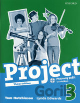 Project, 3rd Edition 3 Workbook + CD (SK Edition) (Hutchinson, T.) [Paperback]