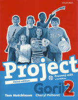 Project, 3rd Edition 2 Workbook + CD (SK Edition) (Hutchinson, T.) [Paperback]