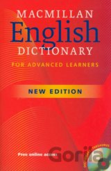 Macmillan English Dictionary for Advanced Lea... (Macmillan Educ)