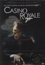 James Bond - Casino Royale DeLuxe (DLX - Sběratelská edice - 3 DVD)