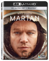 Marťan Ultra HD Blu-ray