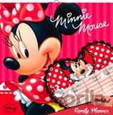 Minnie Mouse - Family Planner Undate