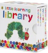 Very Hungry Caterpillar Little Learning Library