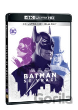 Batman se vrací Ultra HD Blu-ray