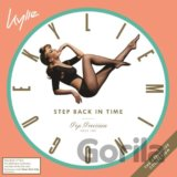 Minogue Kylie: Step Back In Time: The Definitive Collection LP