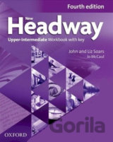 New Headway - Upper-Intermediate Workbook with key (without iChecker CD-ROM)