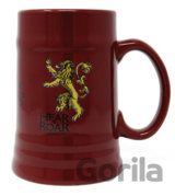 Keramický korbel Game of Thrones: House Lannister