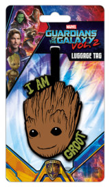 Visačka na batoh Guardians of The Galaxy: I Am Groot