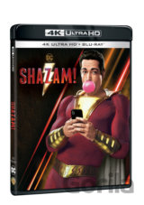 Shazam! Ultra HD Blu-ray