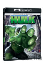 Hulk Ultra HD Blu-ray