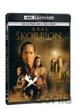 Král Škorpion HD Blu-ray
