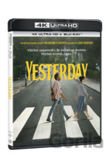 Yesterday Ultra HD Blu-ray
