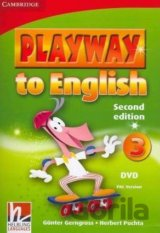 Playway to English 3 - DVD
