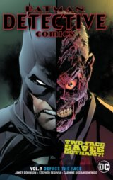 Batman: Detective Comics (Volume 9)