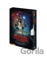 Zápisník Stranger Things – VHS A5