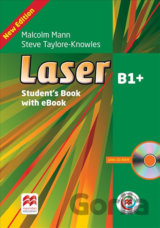 Laser B1+ - Student's Book with eBook