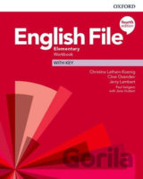 New English File - Elementary - Workbook with Key